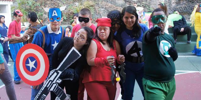El Centro de Educación Especial celebró Carnavales