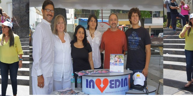 Invedin celebró los 18 años de Un Café con Shia