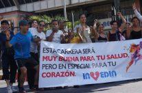 INVEDIN dice presente en el Maratón CAF 2017