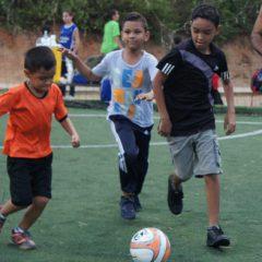 A jugar Futbol con INVEDIN y DIRECTV