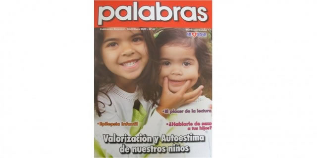 Revista Palabras regresa