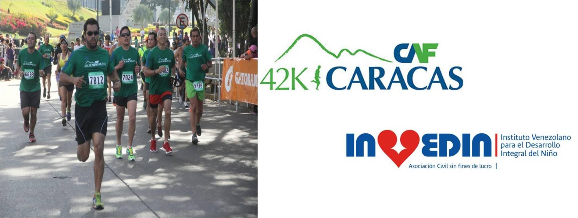 Invedin estará presente en el Maratón CAF 2015