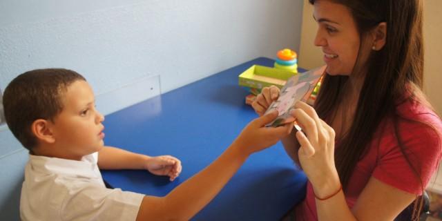 Desarrollo de la comunicación en niños no verbales con Autismo