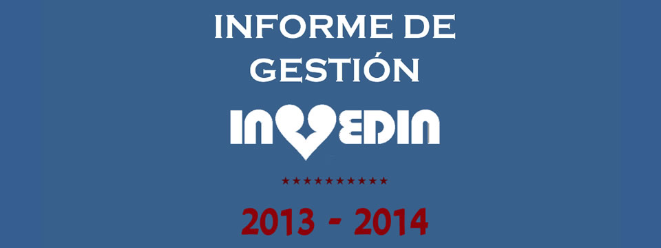 Informe de Gestión 2013 - 2014