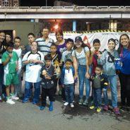 Tarde de béisbol con los Leones del Caracas