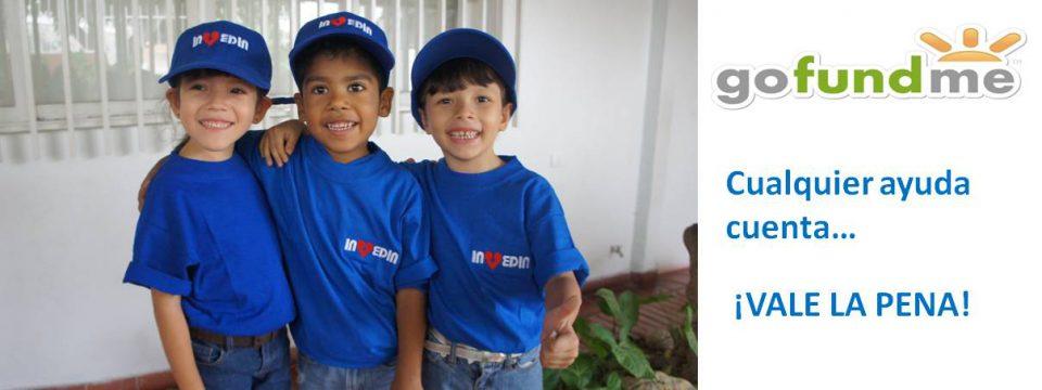 Porque nuestros niños venezolanos tendrán un mañana, solo si tienen un hoy
