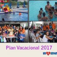 Plan Vacacional Invedin 2017