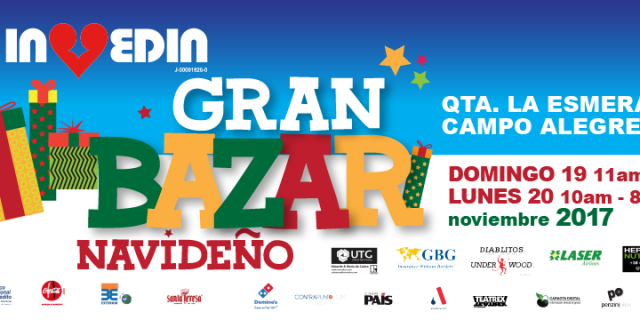 Gran Bazar Navideño 2017