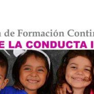 Programa de Formación Continua en Manejo de la Conducta Infantil 2018