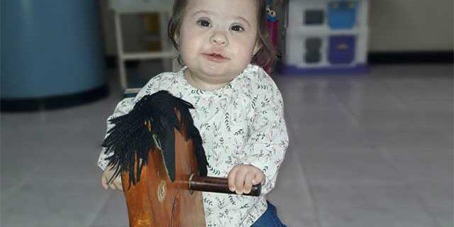 El 21 de marzo se celebró el día mundial del Síndrome de Down