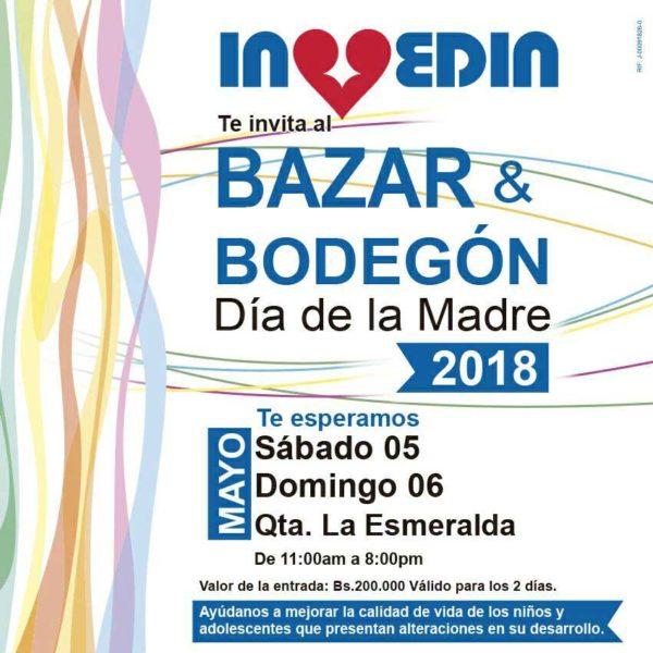 Bazar y Bodegón día de la Madre 2018