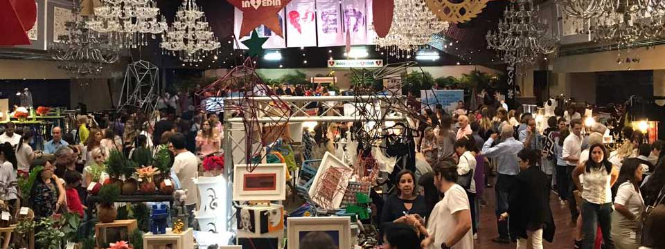 Todo un éxito nuestro Gran Bazar Navideño Invedin 2018