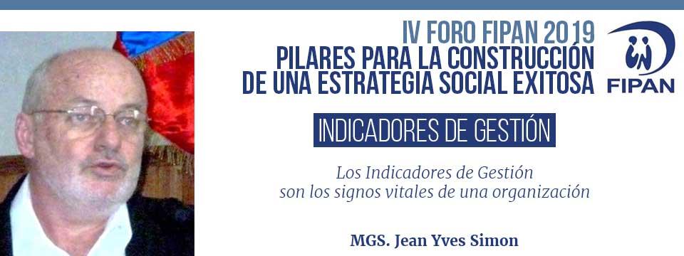 """IV Foro FIPAN 2019 """"Indicadores de Gestión"""""""