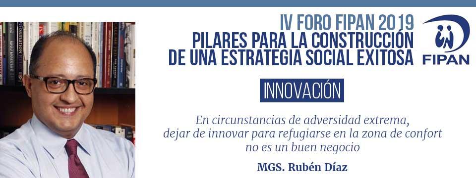 """IV Foro FIPAN 2019 """"Innovación"""""""